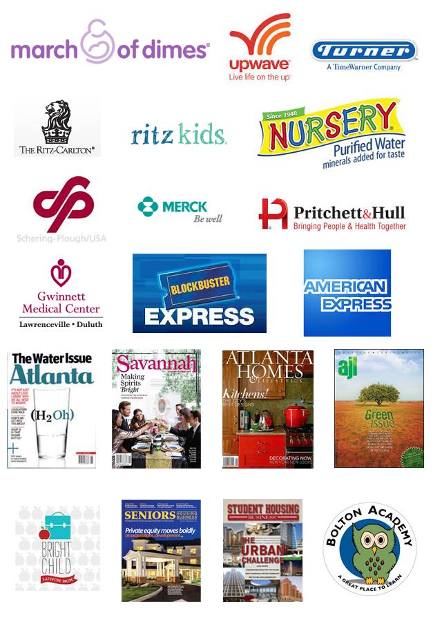 Susan Site Logos